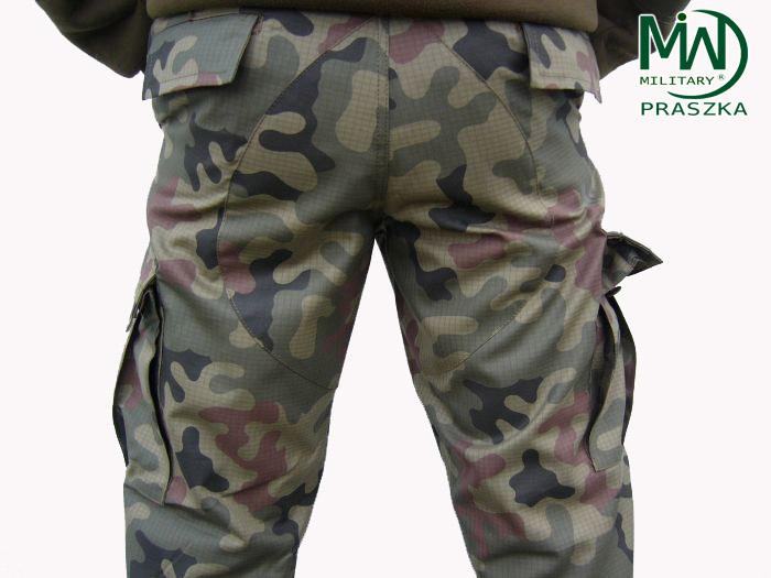 Miwo Military : Spodnie UP wz.93 PANTERA wyposażenie