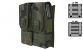 Bandolier CQB na 4 magazynki do M-16/M-4